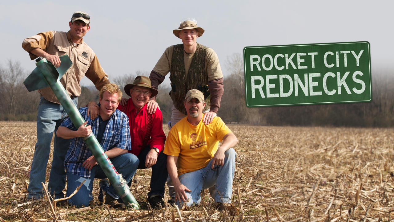 Rocket City Rednecks