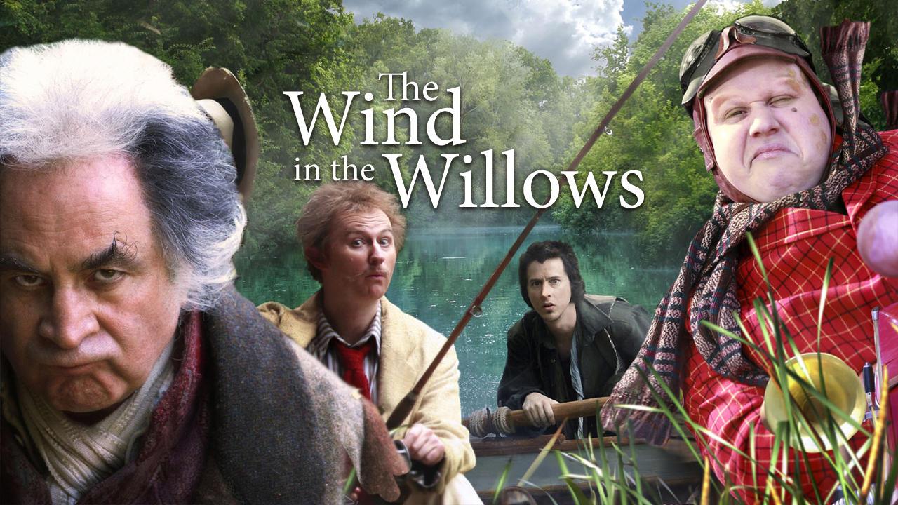The Wind in the Willows on UKTV Play