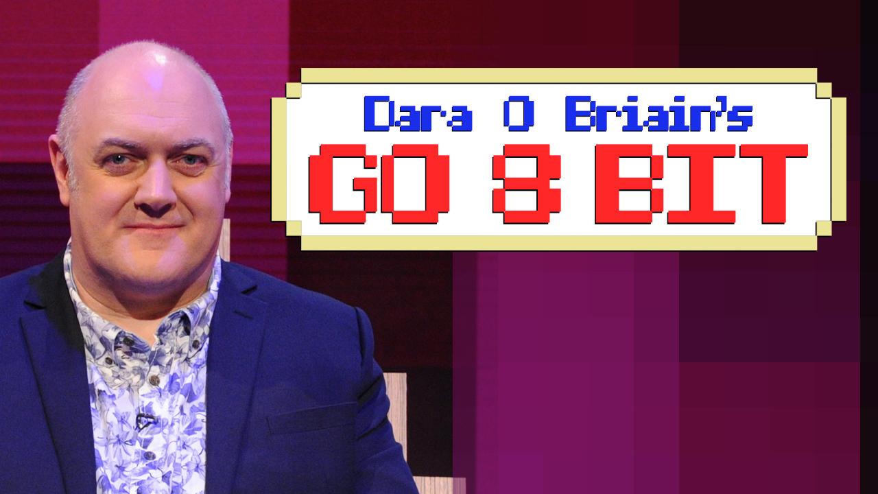 Watch Dara O Briain's Go 8 Bit On Demand   via @UKTVPlay...