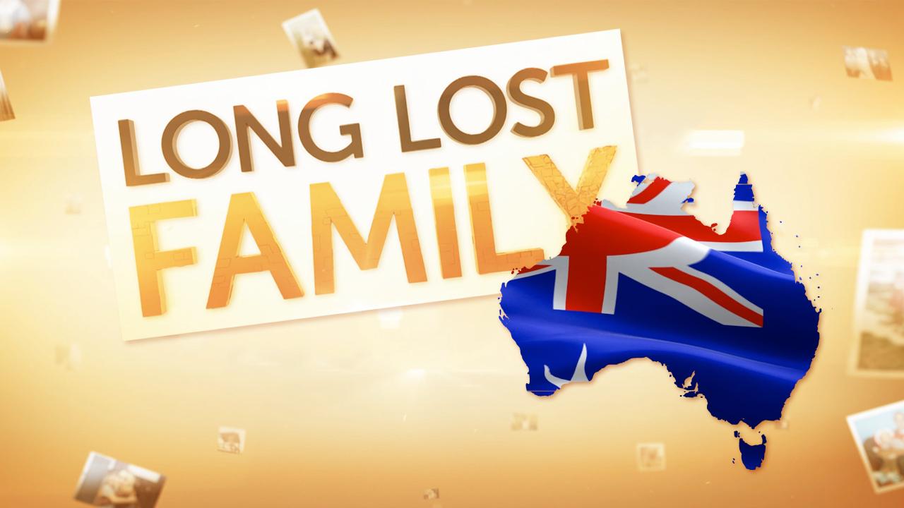 Long Lost Family Australia