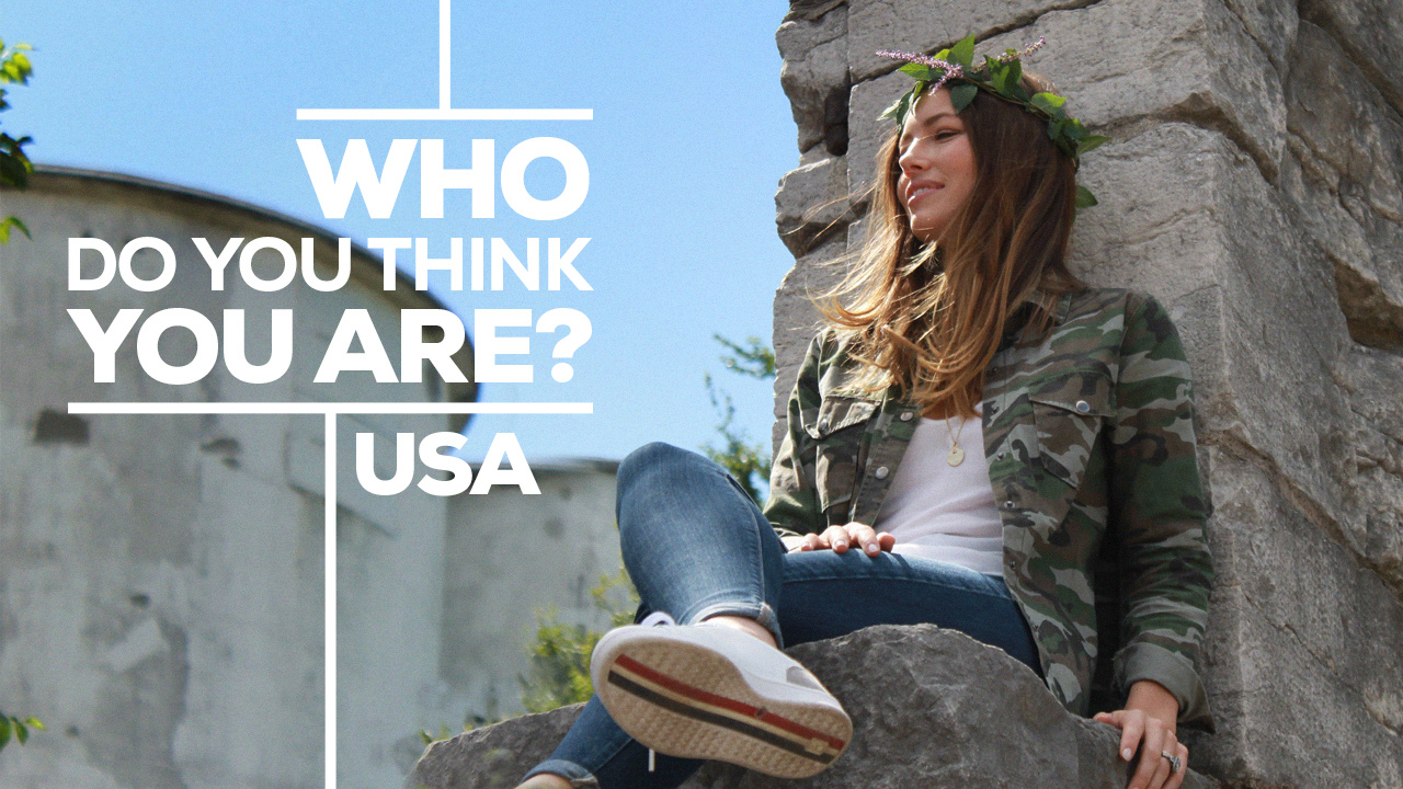 Who Do You Think You Are? USA