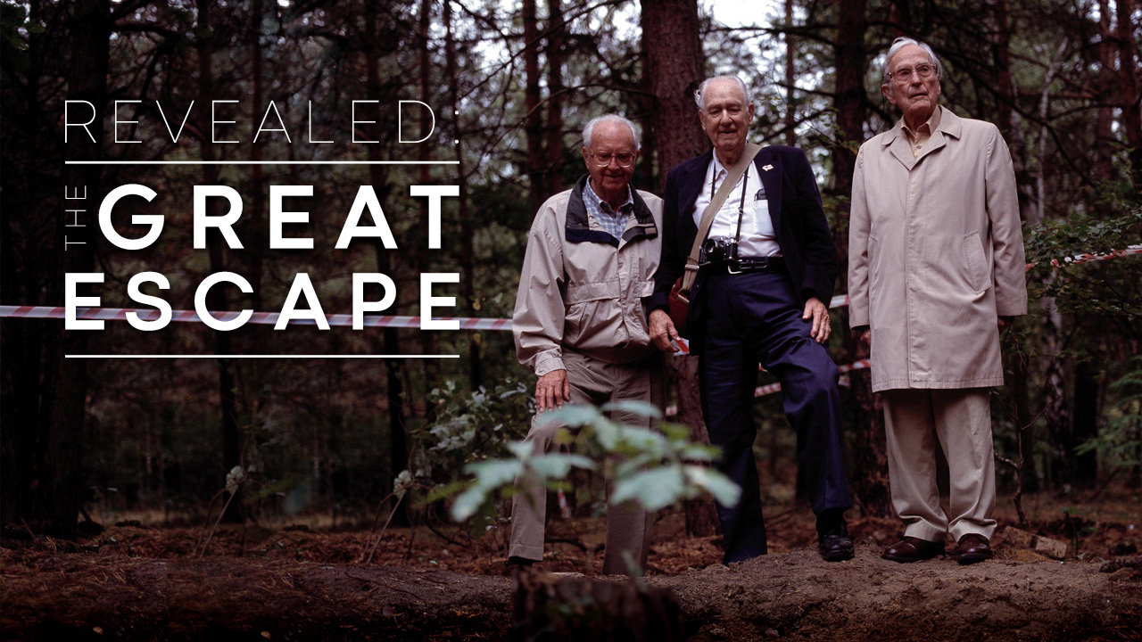 Revealed: The Great Escape