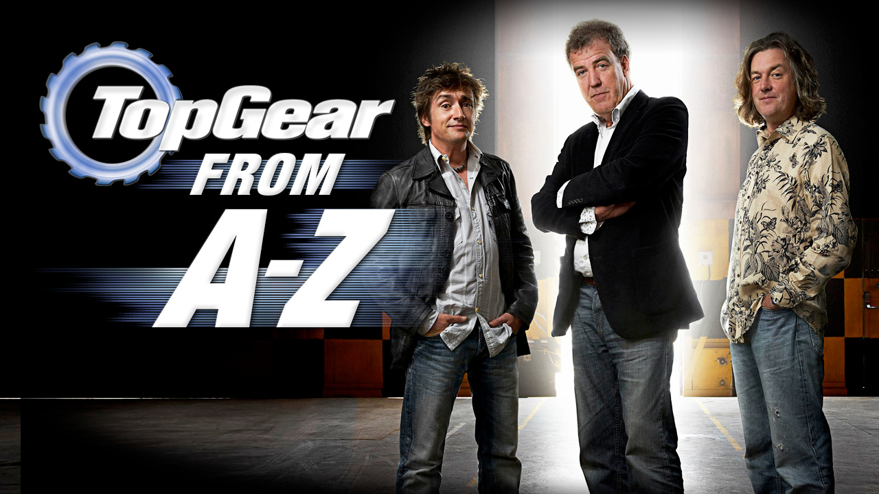 Watch Top Gear Online >> UKTV Play