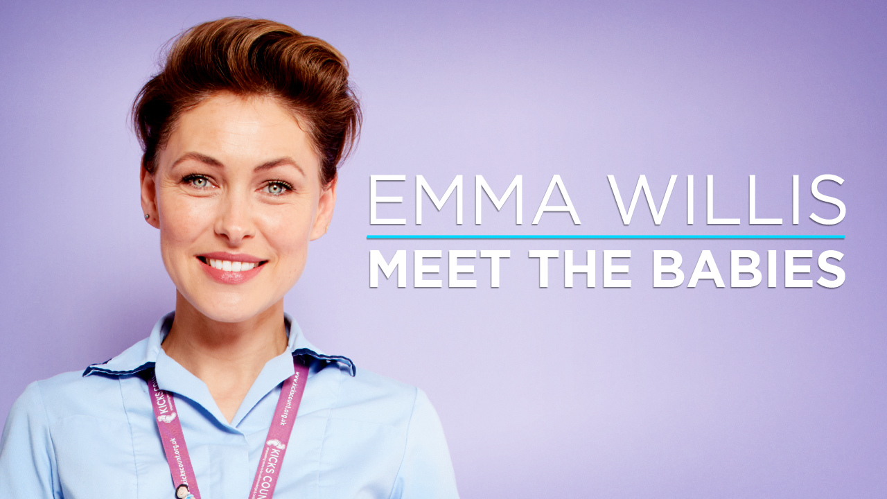 Emma Willis: Meet The Babies