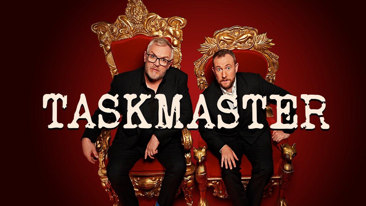 Taskmaster on UKTV Play