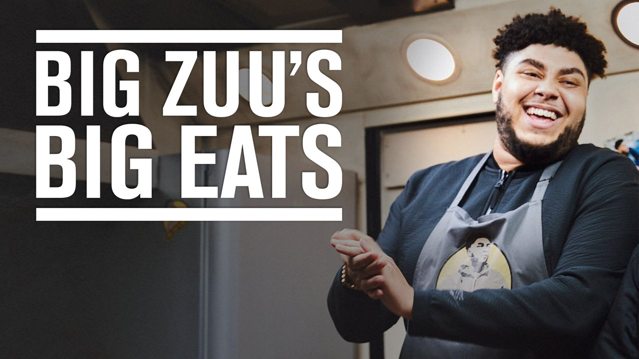 Big Zuu's Big Eats - Series 1 - Episode 1 - Jimmy Carr - UKTV Play