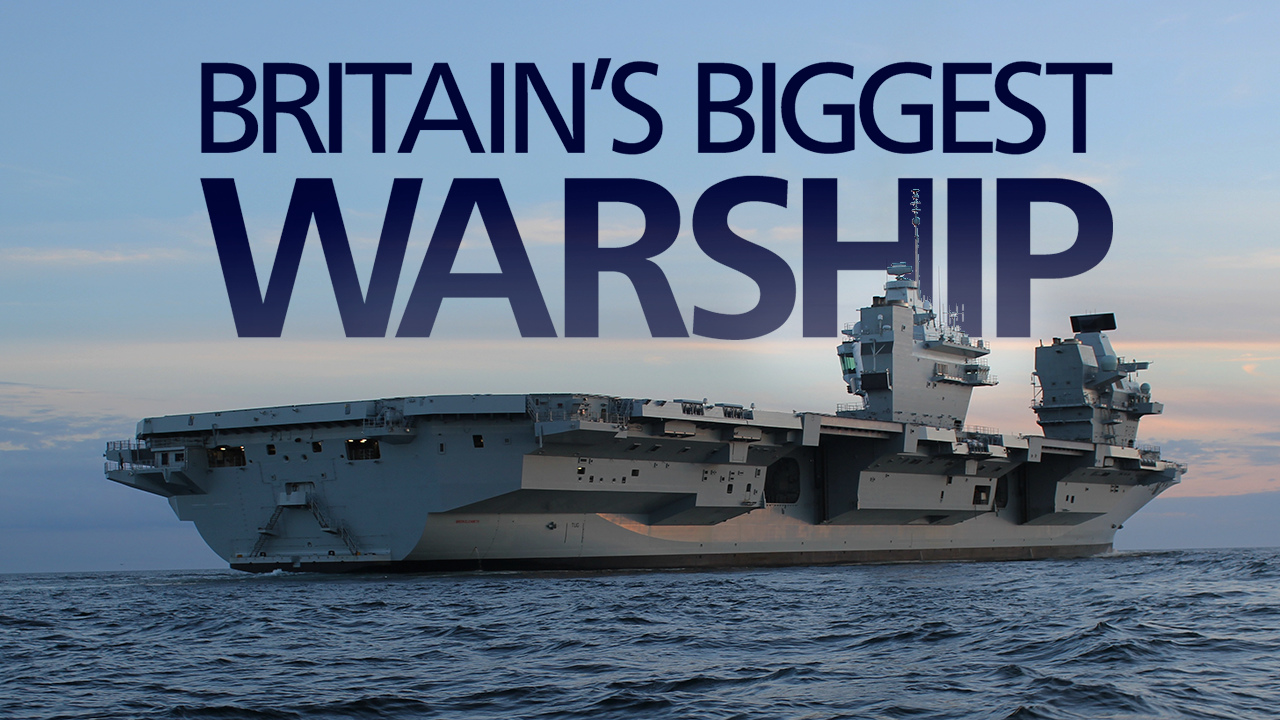 Britain's Biggest Warship – Documentary Series (2018) – S1, Ep3 – Out with the Old, in with the New